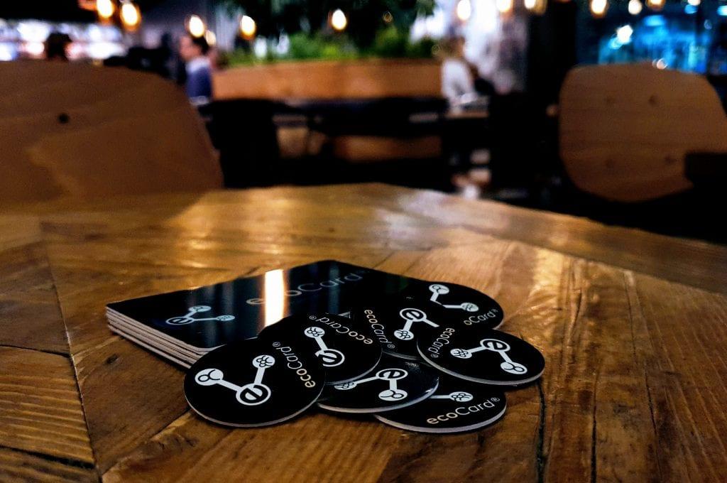 Digital Business Card Tags